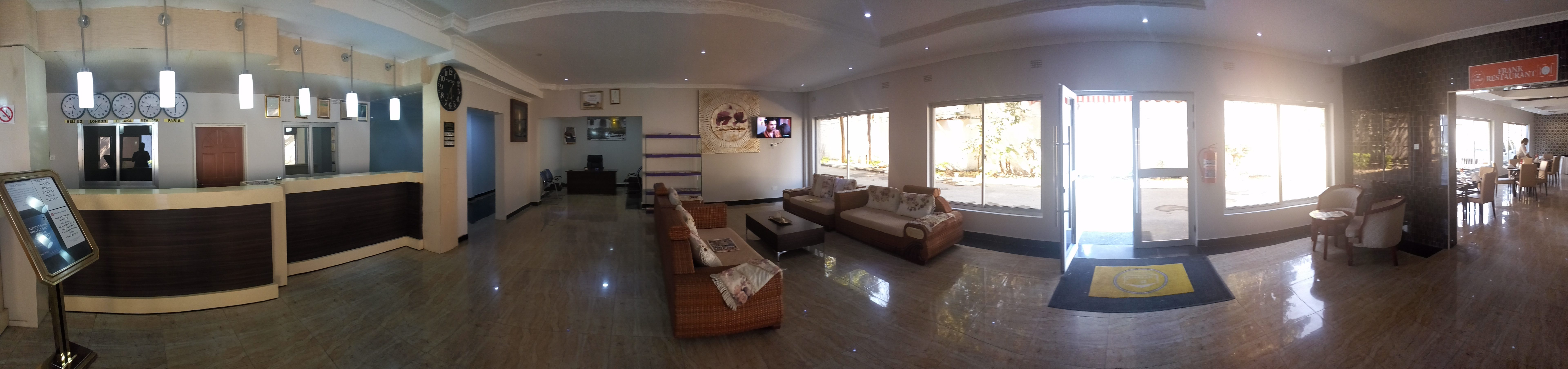 Reception Panorama